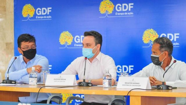 GDF fará mutirão, na próxima sexta-feira, para vacinar público acima de 37 anos de idade
