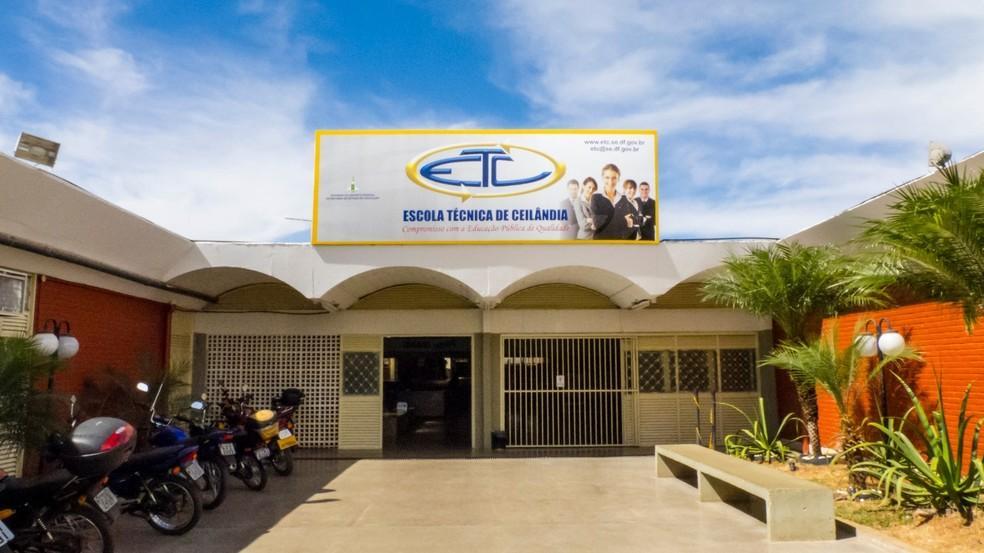 Escolas técnicas do DF oferecem mais de 3,1 mil vagas em cursos gratuitos de capacitação